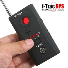 New Full Range Wireless Camera Cell Phone GPS Bug RF Signal Detector Finder Free Shipping