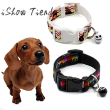 New Halloween Pumpkin pet collars dog collar pet collar bell collar dog festival High Quality Newest #712(China)