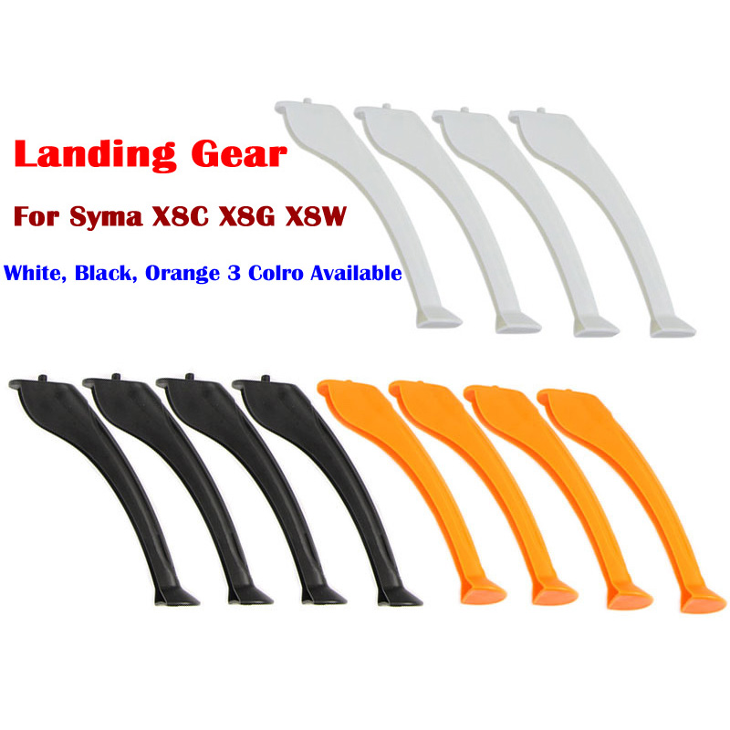 4pcs/Lot Landing Gear Skid Spare Parts For Syma X8 X8C X8W X8G 4CH 2.4G RC Quadcopter Drone<br><br>Aliexpress