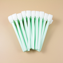 50 pcs Roland Versacamm, Mimaki Printers Foam Solvent Cleaning swabs Printer clean swab, clean sponge(China)