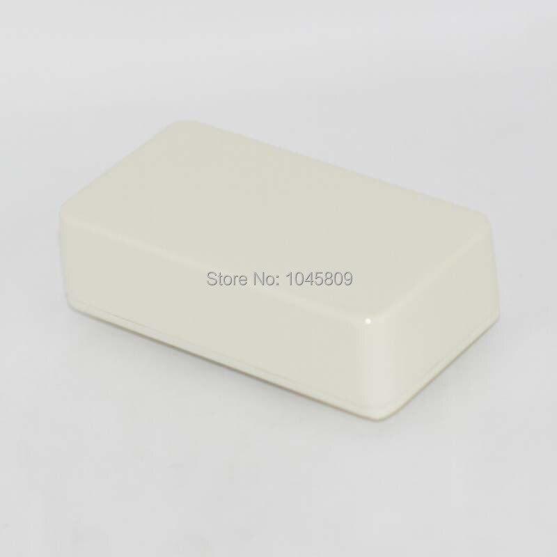 3PCS 1590B enclosure White Professional DIY Aluminum metal pedal case ,Effect Box 112(L)X60(W)X32(H)mm<br>