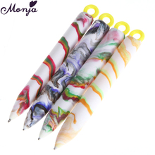 Nail Art 3D Magnetic Design DIY Line Cat Eye Magnet Pen cat eye Gel Polish Varnish Tips Builder Manicure Pedicure Salon Tool