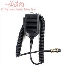 Hand Mic Microphone 8 Pin for Icom Walkie Talkie HM-36 IC-718 IC-775 IC-7200 IC-7600 J6211A