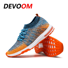 2017 New Fashion Mens Sock Shoes Top Quality Designer Mesh Causal Shoes Men Summer Man Shoes Brand Casual sapatenis masculinos