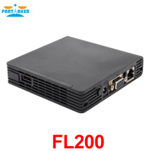 Good quality FL200 cheap thin client linux embeded with Dual Core 1.5Ghz ARM-A9 1GB RAM 4GB flash RDP 7.1 Black color