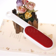 Magic Pet Hair Remover Lint Dust Brush Clothing Cloth Dry Cleaning Sweeper Hot Freeshipping