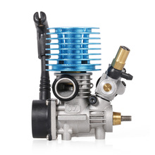 1.14CC 07 Side Exhaust Hand Pull Starter Engine for 1/8 1/10 RC Off-Road Buggy Monster Truck On-Road Racing Car(China)