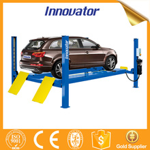 4 post car hoist four ton capacity IT8414 with CE(China)