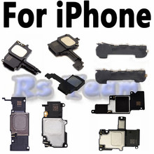 "High Quality For iPhone 4 4G 4S SE 5G 5S 5C 6 6S Plus 4.7"" 5.5"" Loud Speaker Sound Buzzer Ringer Flex Cable Replacement Parts"