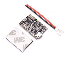 Micro 32bits F3 EVO V2.0 Brushed Flight Control Board Based On SP RACING F3 EVO Brush For Micro FPV Frame(China)
