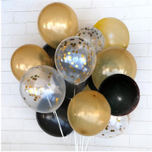 Buy 12 inches confetti balloons 50pcs /lot latex balloons holiday parties wedding room decorations balloons Wedding & Engageme for $5.99 in AliExpress store