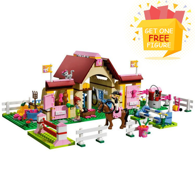 Bela Pogo Compatible Legoe Friends BL10163 Girls Building Blocks Bricks toys for children<br>