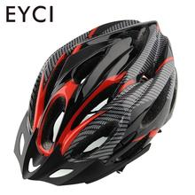Bicycle Helmets Men Women Helmet Back Light Mountain Road Bike Integrally Molded Cycling Helmets