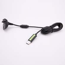 USB Charging Cable Cord Replacement for Xbox 360 Wireless Controller Play & Charge Kit