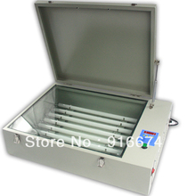 FAST Free shipping middle Screen printing plate UV exposure machine unit equipment