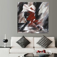 1 panel Fashion  Painting Tango Sexy Double Dance Romantic Waltz Canvas Printing Wall Picture for Home Decor