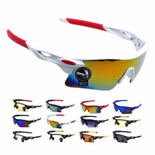 2017 UV400 Cycling Eyewear Outdoor Sports MTB Bike Goggles Windproof Glasses Motorcycle gafas Ciclismo Sunglasses(China)