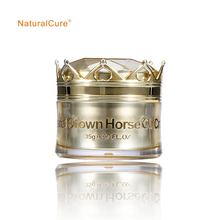 NaturalCure crown horse oil cream, relieve dermatitis and scald, moisturize skin accelerate spontaneous healingand metabolism(China)
