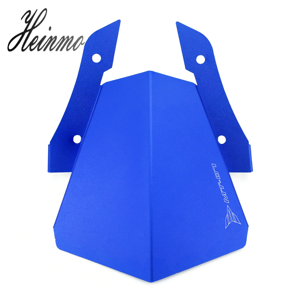 5-blue Windscreen For Yamaha MT07