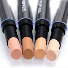 1Pcs Single Head Concealer Face Foundation Makeup Natural Cream Concealer Pen Highlight Contour Pen Stick