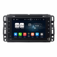 "1024*600 Octa Core 7"" Android 6.0 Car DVD Radio GPS for GMC Yukon Tahoe 2007-2012 With 2GB RAM Bluetooth 4G WIFI 32GB ROM TV OBD"