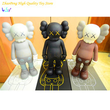16 Inch Prototype Kaws Originalfake Dissected Companion VOGUE Art Toys Action Figure Collectible Model Toy FB125