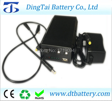 DC 12V 6600mAh Super Rechargeable Portable Lithium-ion Battery Pack 9V 5V 12V output(China)