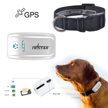 Waterproof TKSTAR Mini GPS Tracker Locator GSM GPRS Tracking System for Pets Dog Cat Old man PS013