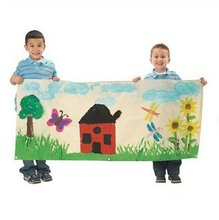 1PC/LOT.Canvas draw mat,Drawing aquadoodle, Fabric ma,t Early educational toys, Art fun,150x66cm Freeshipping