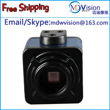 5MP USB Cmos Camera Electronic Digital Eyepiece Microscope Free Driver/ measurement software High Resolution for Win10/ 7/ win8