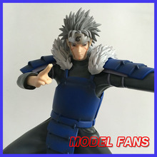 MODEL FANS instock Naruto 22cm height Senju Tobirama gk resin statue figure for collection