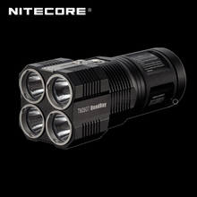 New Product 2016 Tiny Monster Nitecore TM26GT 3500 Lumnes CREE XP-L HI V3 LED Searchlight Flashlight with OLED Display(China)