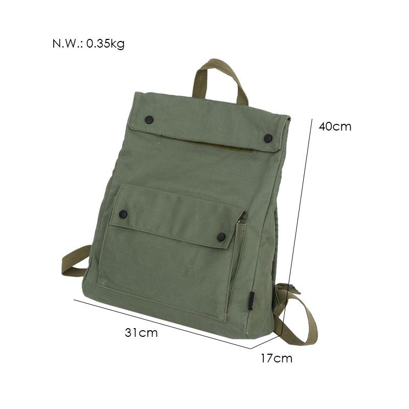 Menghuo Brand Female Women Canvas Backpack Preppy Style School Lady Girl Student School Laptop Bag Cotton Fabric bolsas8E0A0027