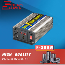 (P-300) Professional manufacturer off grid inverter 220v 300w 12v 50hz pure sine wave inverter
