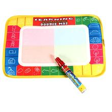 Water Drawing Painting Magic Aquadoodle Mat Aquadraw Board Pen Kids Toy(China)