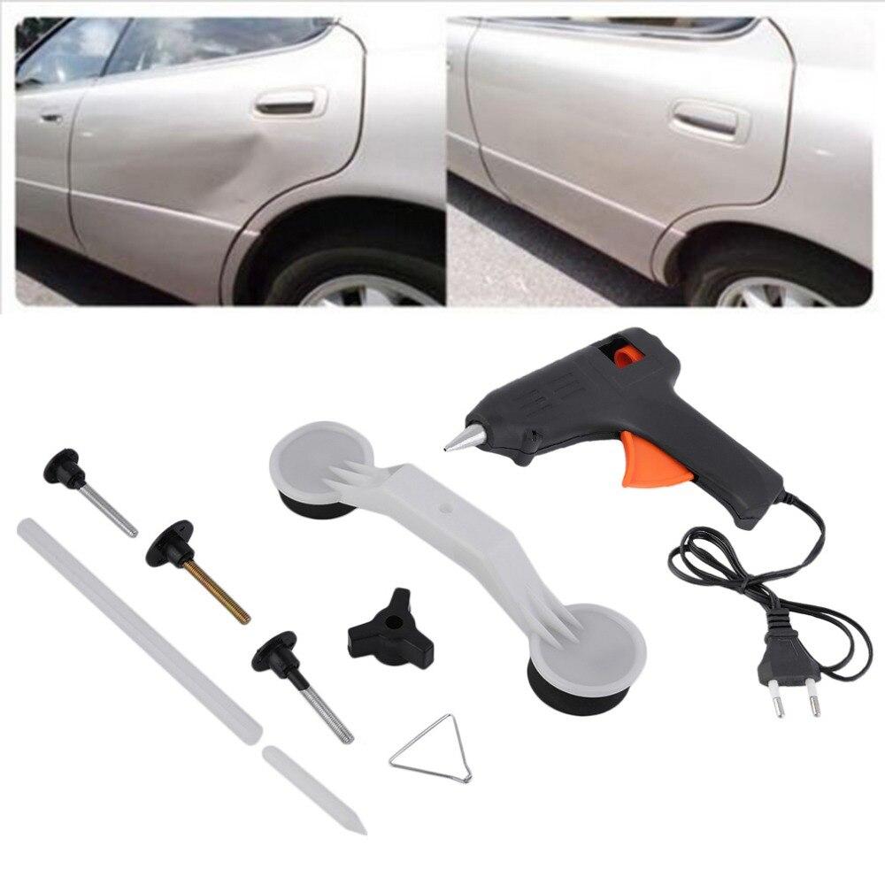 2017 Hot Sale Europe Standard Universal Highly Effective Car Damage Dent Repair Tool Kit Sheet MetalDent Repair Tool
