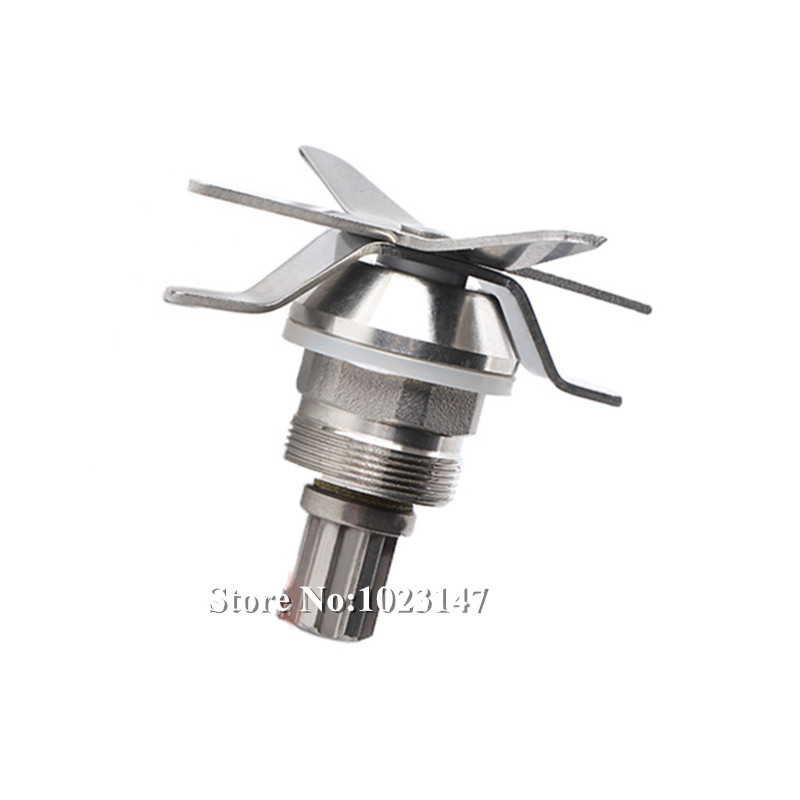 1 piece Blenders Blades Stainless Knife for SJ-9669 J-9667 9668 9669 9690E 9695E 9699E S30A Blade Mixer Spare Parts<br>