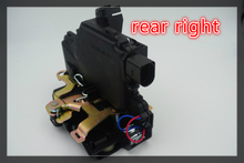 Rear Right Door Lock Mechanism For VW GOLF BORA LUPO PASSAT B5 MK4 3B4839016A RR For SEAT Skoda(China)