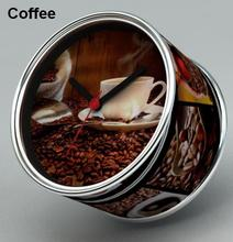 [In Stock] Coffee Magnetic Cheap Wall Clocks,Cheap Desk Clocks,Cheap Table Function Clocks in Free Shipping(China)