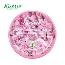 Kusite Advanced Cosmetics Brightening Smoothening Cherry Blossom Body Butter (200ml)