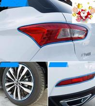 8m Red Gold Blue Car Styling Decoration Stickers For Bmw x5 e53 audi a4 b7 chevrolet cruze peugeot 508 citroen c5 Accessories(China)