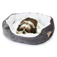 2016 Warm Fleece Puppy Pet Dog Sleeping Bed Sofa Waterproof Soft Inflatable Cushion For Small Cats Rabbits Cotton Pillow Mat