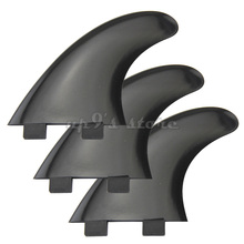 5 Sets Tri G5 Surfboard Fins for FCS High Quality Plastic Fcs Fins SUP Surfing Fin (15pcs)(China)