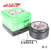MR Racing Steering Wheel Boss Kit Hub Adapter Racing Steering Wheel Hub Connector for MAZDA R-2(China)