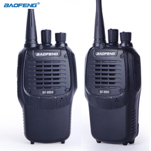 BAOFENG BF-999S Walkie Talkie VHF UHF Two Way Ham Radio Transceiver UV 999S Handheld Portable Walkie Talkies Radio Statio