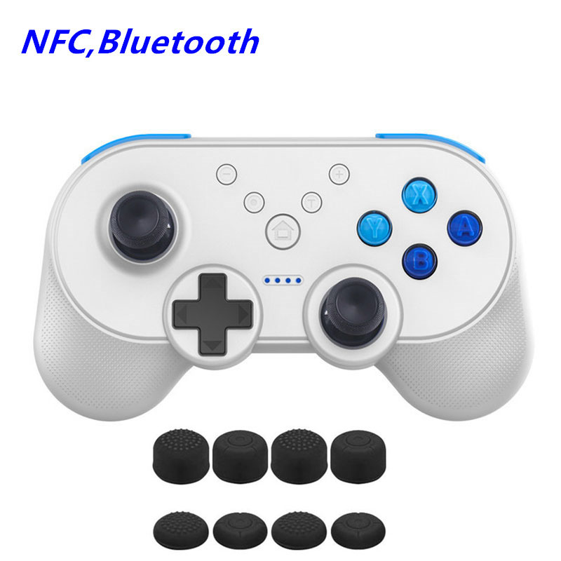 Nintend Switch Mini Compact Wireless Bluetooth Gamepad Game Controller Nintendos Switch NS Game Pad Console w/ NFC Function