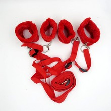 Adult Game Sex Handcuffs With Ankle Cuffs Underbed Bed Restraint Hidden Cuff Fetish Belt Bdsm Bondage Erotic Sex Toys For Couple