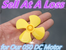1pcs/lot K815b Model Propeller Fit for Our 050 Micro DC Motor DIY Parts for Adults And Children Sell At A Loss USA Belarus