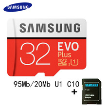 SAMSUNG Microsd 256GB 128GB 64GB 32GB 16GB 95Mb/s Class10 Memory Card Micro SD Card Flash TF Card for Phone Computer SDHC SDXC(China)