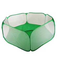 120cm Safety Baby Playpen Kids Portable Square Net Ocean Pit Ball Pool Play Toy Tent Birthday Gift(China)